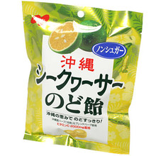 Sugar Free Vitamin C Herbal Lime Candy 3.17 oz  From Nobel