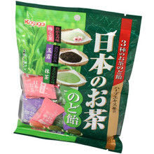 Sugar Free Herbal Tea Throat Candy 3.88 oz  From Kasugai