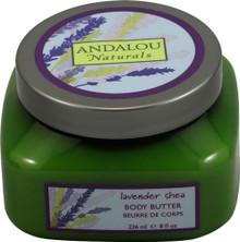 Firming, Lavender Shea, 8 OZ, Andalou Naturals