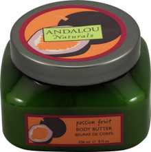Smoothing, Passion Fruit, 8 OZ, Andalou Naturals
