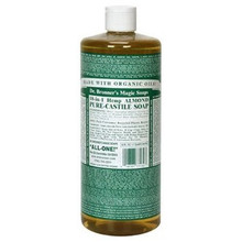 Almond, 32 OZ, Dr. Bronner'S Magic Soaps