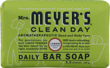 Bar, Lemon Verbena, 12 of 5.3 OZ, Mrs Meyers Clean Day