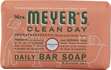 Bar, Geranium, 12 of 5.3 OZ, Mrs Meyers Clean Day