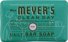 Bar, Basil, 12 of 5.3 OZ, Mrs Meyers Clean Day