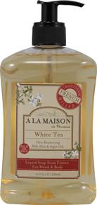 White Tea, 16.9 OZ, A La Maison