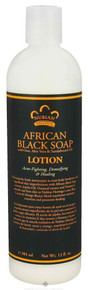 African Black Soap, Body, 13 OZ, Nubian Heritage