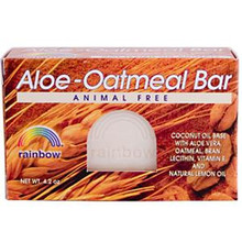Aloe & Oatmeal, 4.2 OZ, Rainbow Research