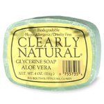 Aloe Vera, 4 OZ, Clearly Natural