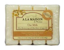 Oat Milk, 4 Pk, 1 of 4 of 3.5 OZ, A La Maison