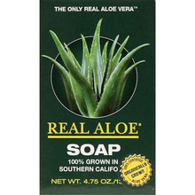 Aloe Bar Soap, 4.75 OZ, Real Aloe