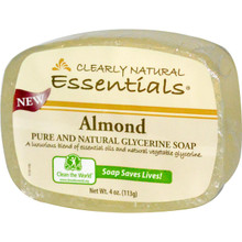 Almond, 4 OZ, Clearly Natural