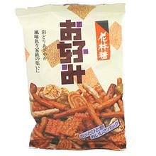 Okonomi Sweet Mixed Rice Cracker 6.3 oz  From AFG