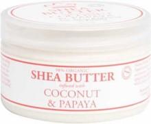 Shea Butter Coconut & Papaya, 4 OZ, Nubian Heritage