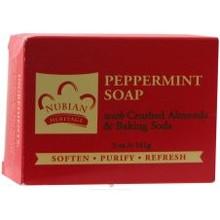 Peppermint & Aloe, 5 OZ, Nubian Heritage