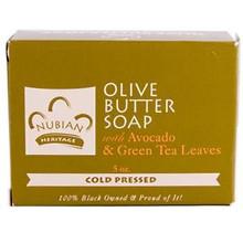 Olive Butter, 5 OZ, Nubian Heritage
