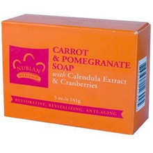 Carrot & Pomegranate, 5 OZ, Nubian Heritage