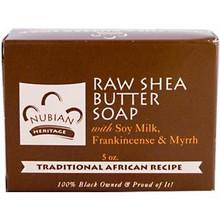Raw Shea Butter, 5 OZ, Nubian Heritage