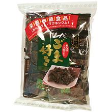Gomazuki Rice Cracker 4.7 oz  From Maruhiko