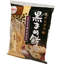 Soy Bean Rice Crackers 3.59 oz  From Kuriyama
