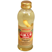 Ginseng Drink 4 Fz  From Orchids