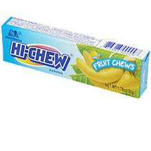 Morinaga Banana Hi-Chew 1.76 oz  From Morinaga