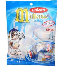 Unican Milkita Milk Candy 3.20 oz  From Milkita
