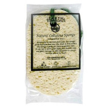 Cellulose Sponge, Natural, 1 EA, Earth Therapeutics, Ltd.