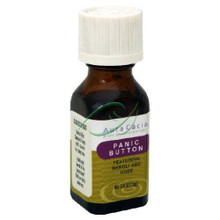 Panic Button, 0.5 OZ, Aura Cacia