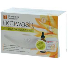 Eco Neti Pot Starter Kit, 1 KIT, Himalayan Institute