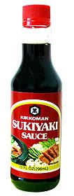 Kikkoman Sukiyaki Sauce 10 fl oz  From Kikkoman