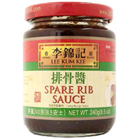 LKK Spare Rib Sauce 8.5 oz  From Lee Kum Kee