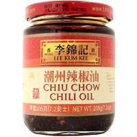 LKK Chiu Chow Chili Oil 7.2 oz  From Lee Kum Kee