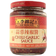 LKK Chili Garlic Sauce 8 oz  From Lee Kum Kee