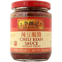 LKK Chili Bean Sauce 8 oz  From Lee Kum Kee