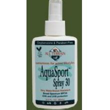 AquaSport SPF30, Spray, 3 OZ, All Terrain