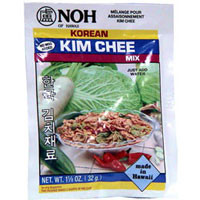 Korean Kimchee  From Noh