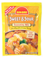 Sun Bird Sweet & Sour  From Sun Bird
