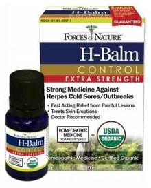 H-Balm Control, Xtra Strength, 11 ML, Forces Of Nature