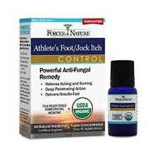Athlete's Foot/Jock Itch Cntrl, 11 ML, Forces Of Nature