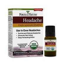 Headache, 11 ML, Forces Of Nature