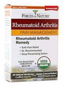 Rheumatoid Arthritis, 11 ML, Forces Of Nature
