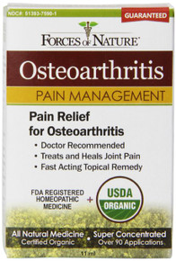Osteo Arthritis, 11 ML, Forces Of Nature