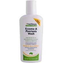 Ecxema & Psoriasis Wash, 7 OZ, Natralia