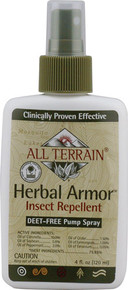 Herbal Armor Spray, 4 OZ, All Terrain