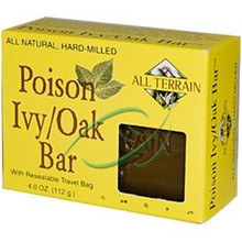 Poison Ivy & Oak Bar, 4 OZ, All Terrain