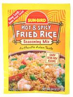 Sun Bird Hot & Spicy Fried Rice  From Sun Bird