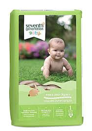 Stage 1, 8-14 lb, 4 of 40 CT, Seventh Generation