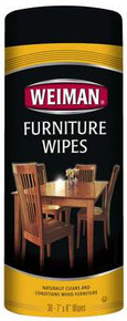 Furniture Wipes, 4 of 30 CT, Weiman