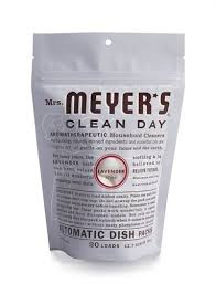 Automatic, Packs, Lavender, 6 of 12.7 OZ, Mrs Meyers Clean Day