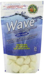 Wave Free & Clear Pods, 12 of 14.5 OZ, Earth Friendly Products